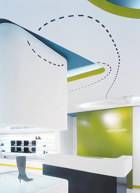 Edle Innenraumgestaltung - Malerarbeiten von Maler Lehner Stuttgart