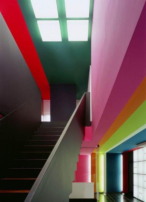 Innenraumgestaltung Werbeagentur Stuttgart - Maler Lehner
